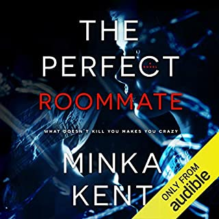 The Perfect Roommate audiobook cover art