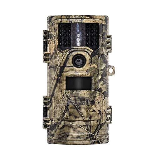 YANGFH Kamera Fernüberwachung FHD1080P20MP Kamera Nachtsicht Bewegungserkennung Ultra Lange Maschine IP54 Wasserdicht Kamera