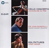 Elgar: Cello Concerto - Sea Pictures - Overture: 'Cockaigne' by Jacqueline du Pr茅/Dame Janet Baker/Sir John Barbirolli