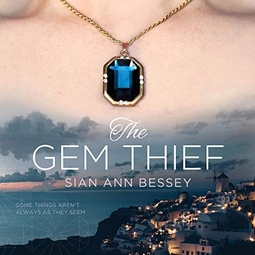 The Gem Thief audiobook cover art