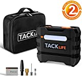 TACKLIFE ACP1B Digital Tire Inflator Portable Air Compressor 150PSI, 12V Auto Tire Pump with Overheat...