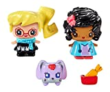 My Mini MixieQ's Series 1 Veterinarian 4 Pack - 3 Figures and Pet
