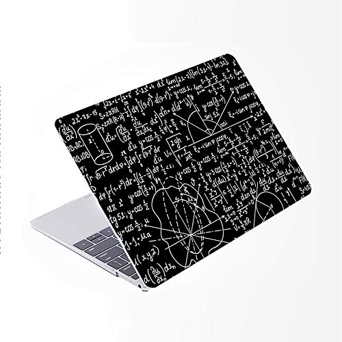 SDH Older for MacBook Air 13 Case (Model: A1369 / A1466, 2010-2017 Release), Plastic Hard Shell & Gradient Keyboard Skin Cover & Dust Plug Compatible with 13 inch for MacBook Air, Blackboard Book 11
