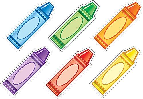 Edupress Crayons Mini Accents (EP62664)