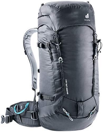 deuter Unisex Erwachsene Guide Lite 30+ Alpinrucksack, black, 30 6 L EU