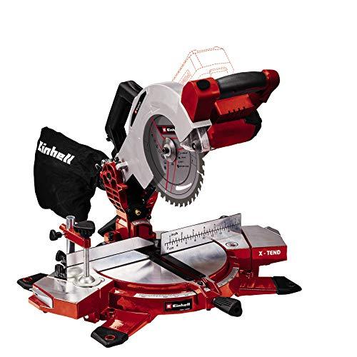 Einhell Troncatrice TE-MS 18/210 Li - Solo Power X-Change (Li-Ion, 18V, 3000/min,...
