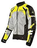 Klim Induction 2017 Redesigned Motorcycle Jacket - MD / Hi-Vis