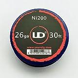 DIY-24H - UD Youde 10 Meter Ni200 Nickel 26GA Wickeldraht Selbstwickler Draht für Verdampfer