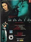 Saaya (Brand New Single Disc Dvd, Hindi Language, With English Subtitles, Released By T-Series)