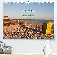 Foehr 2022. Portraet einer Insel (Premium, hochwertiger DIN A2 Wandkalender 2022, Kunstdruck in Hochglanz): Die Nordseeinsel Foehr, portraetiert in zwoelf Monaten (Monatskalender, 14 Seiten )