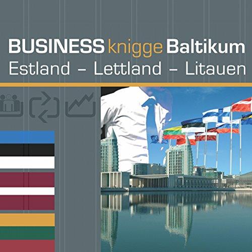 Business Knigge Baltikum: Estland - Lettland - Litauen Titelbild