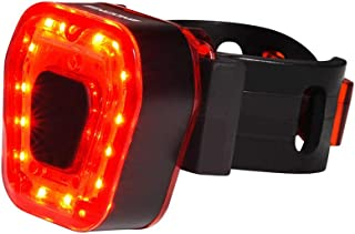 Sincone テールライト 自転車 USB充電式 高輝度 リアライト 5つの照明モード 長時間連続点灯 IPX4防水 防震 自転車 テールライト 軽量 夜間走行の視認性をアピール 簡単装着 日本語説明書付き