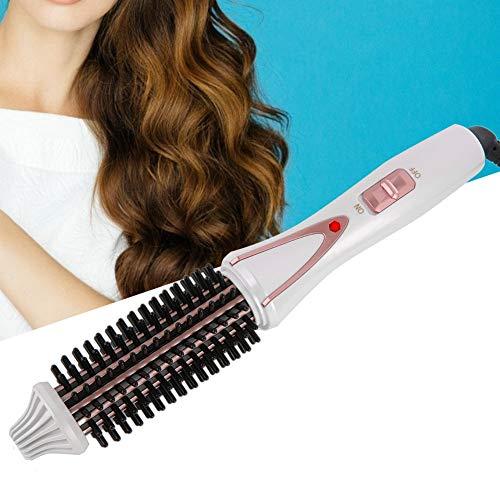 Duevin Cepillo de aire caliente One Step Cepillo de Aire Caliente Para Todo Tipo del Pelo Reducir la Sequedad y la Estática Multifunción Salón Alisador de cabello (CE certificación rosh)(UE)