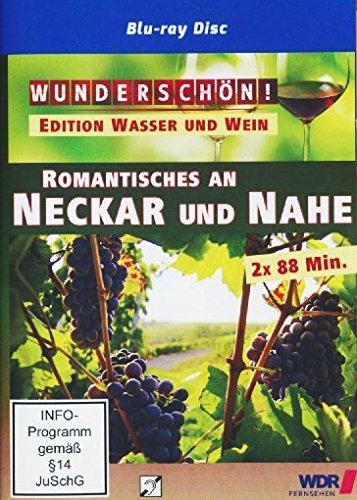 Wunderschön! - Romantisches an Neckar - WASSER UND WEIN [Blu-ray]