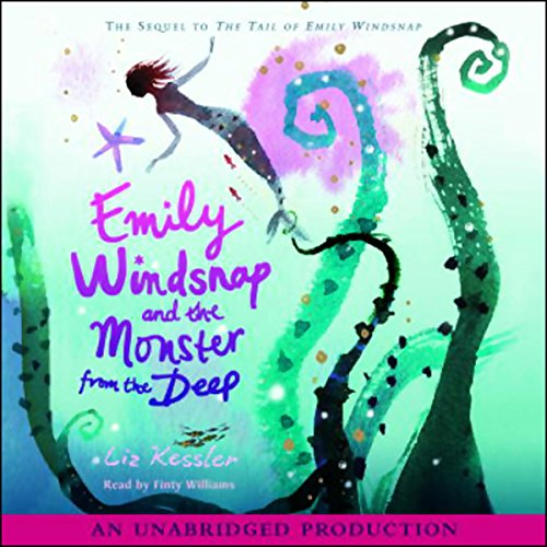 『Emily Windsnap and the Monsters of the Deep』のカバーアート