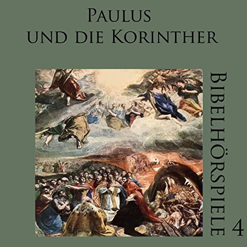 Paulus und die Korinther (Bibelhörspiele 4.2) Titelbild