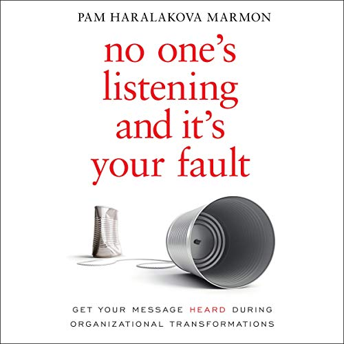 No One's Listening and It's Your Fault cover art