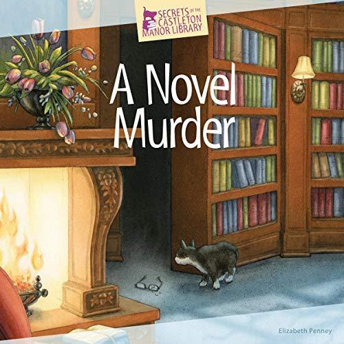 A Novel Murder Audiobook By Elizabeth Penney cover art
