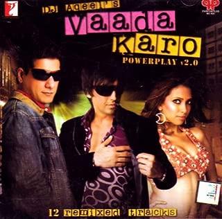Vaada karo- power play indian/hindi/bollywood/hits/remix/collection of songs