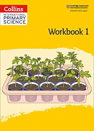 International Primary Science Workbook: Stage 1