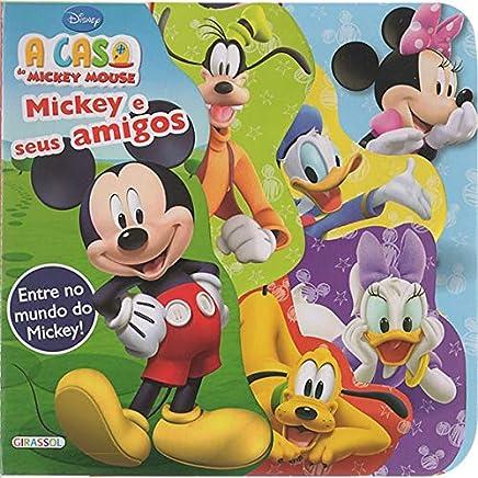 Disney - é hora de descobrir - a casa do Mickey Mouse