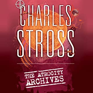 The Atrocity Archives     Book 1 in The Laundry Files              By:                                                                                                                                 Charles Stross                               Narrated by:                                                                                                                                 Jack Hawkins                      Length: 10 hrs and 57 mins     373 ratings     Overall 4.4