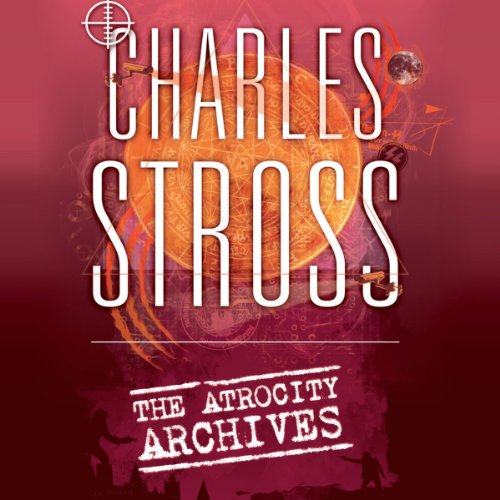 The Atrocity Archives audiobook cover art