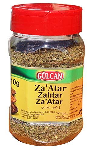 Zatar - Za´Atar - Zahtar - Gewürzmischung aus Nordafrika (110g)