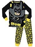 Lego Batman - Ensemble De Pyjamas Batman - Garçon - Bien Ajusté, Multicolore, 7-8 ans