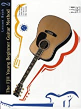 FJH Young Beginner Guitar Method, Lesson Book 2