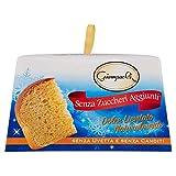 Giampaoli Dolce Lievitato Naturalmente senza Zuccheri Aggiunti senza Uvetta e senza Canditi - 600 g