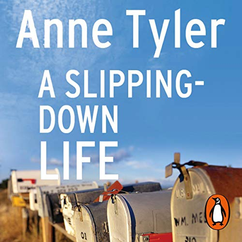 A Slipping Down Life cover art