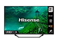 HISENSE 50AE7400FTUK Dolby Vision 50-inch 4K UHD HDR Smart TV with Freeview play, and Alexa Built-in...