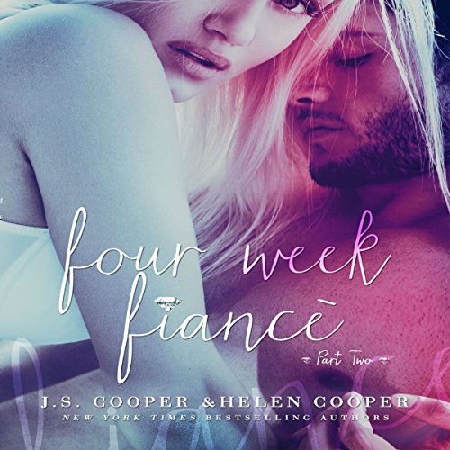 Four Week Fiance 2 audiobook cover art