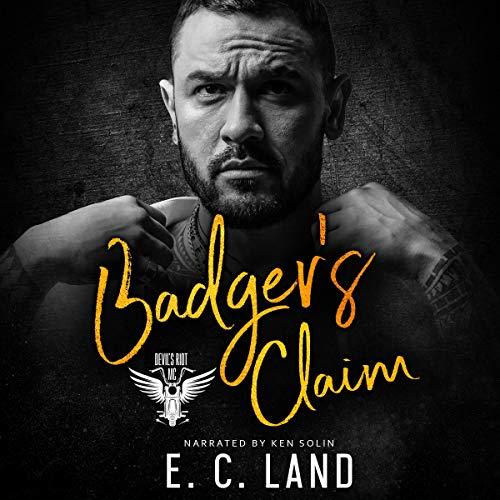 Badger's Claim cover art