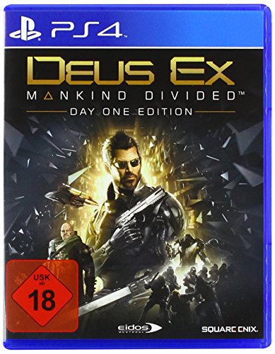Deus Ex: Mankind Divided - Day One Edition [Edizione: Germania]