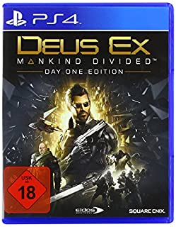 Deus Ex: Mankind Divided [PlayStation 4] (B00W1GHA6S) | Amazon price tracker / tracking, Amazon price history charts, Amazon price watches, Amazon price drop alerts