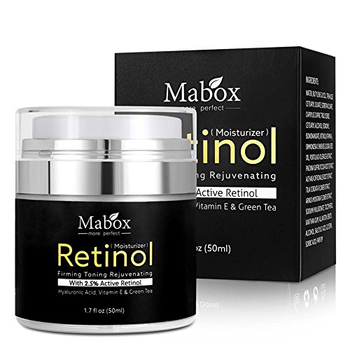 Crema Antiedad DAP - MABOX Crema Control de Edad Para Piel Madura Loción Hidratante Blanqueadora Aceite Hidratante Crema Hidratante - 50 ml
