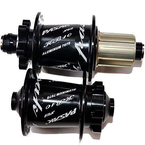 LICHANGSHENG MTB Mountainbike Wielen HUBS Fiets HUB voor/achter hub grote hub 6 klauwen DH AM 32holes sprak 15mm 20MM 12MM Thru-as 9mm