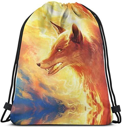 taglia L Fox Guanti Attack Fire Midnight
