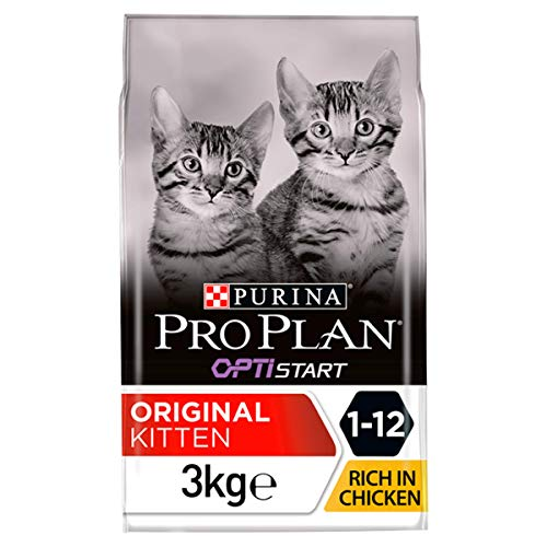 3 Kg PURINA PRO PLAN Kitten de pollo