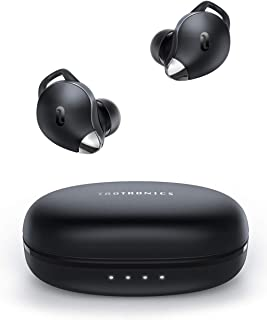 True Wireless Earbuds TaoTronics SoundLiberty 79 Smart AI Noise Reduction Technology for Clear Calls, Single/Twin Mode, 30...