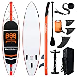 FunWater SUP Inflatable Stand Up Paddle Board...