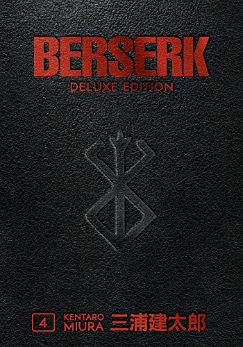 Miura, K: Berserk Deluxe Volume 4