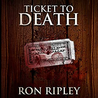 Ticket to Death audiobook cover art