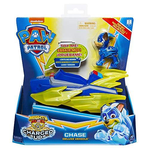 Bizak Patrulla Canina, vehiculo luces y sonidos Mighty Chase, multicolor (61926777)