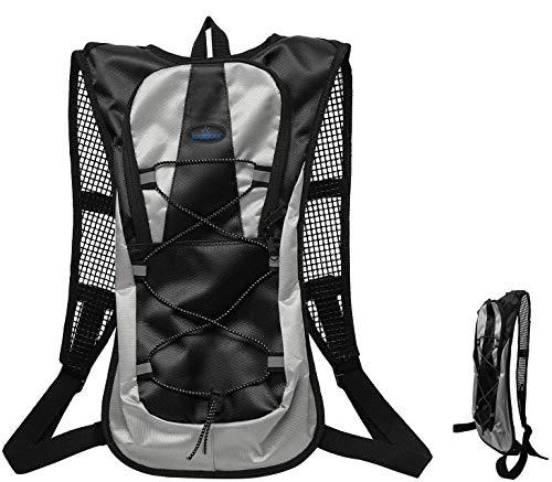 iOutdoor Products Zaini per Ciclismo Zaini Sportivi 5L Zaino della Spalla Resistente all'Acqua Traspirante Ultraleggero Alpinismo Viaggi