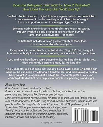buy  Keto Diabetic Cookbook: Easy and Healthy Ketogenic ... Books