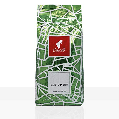 Cremcaffé by Julius Meinl Gusto Pieno - 1kg Kaffee ganze Bohne