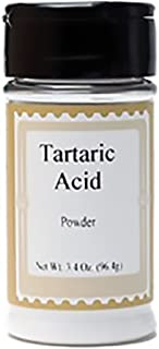 LorAnn Tartaric Acid Powder (Tart), 3.4 Ounce